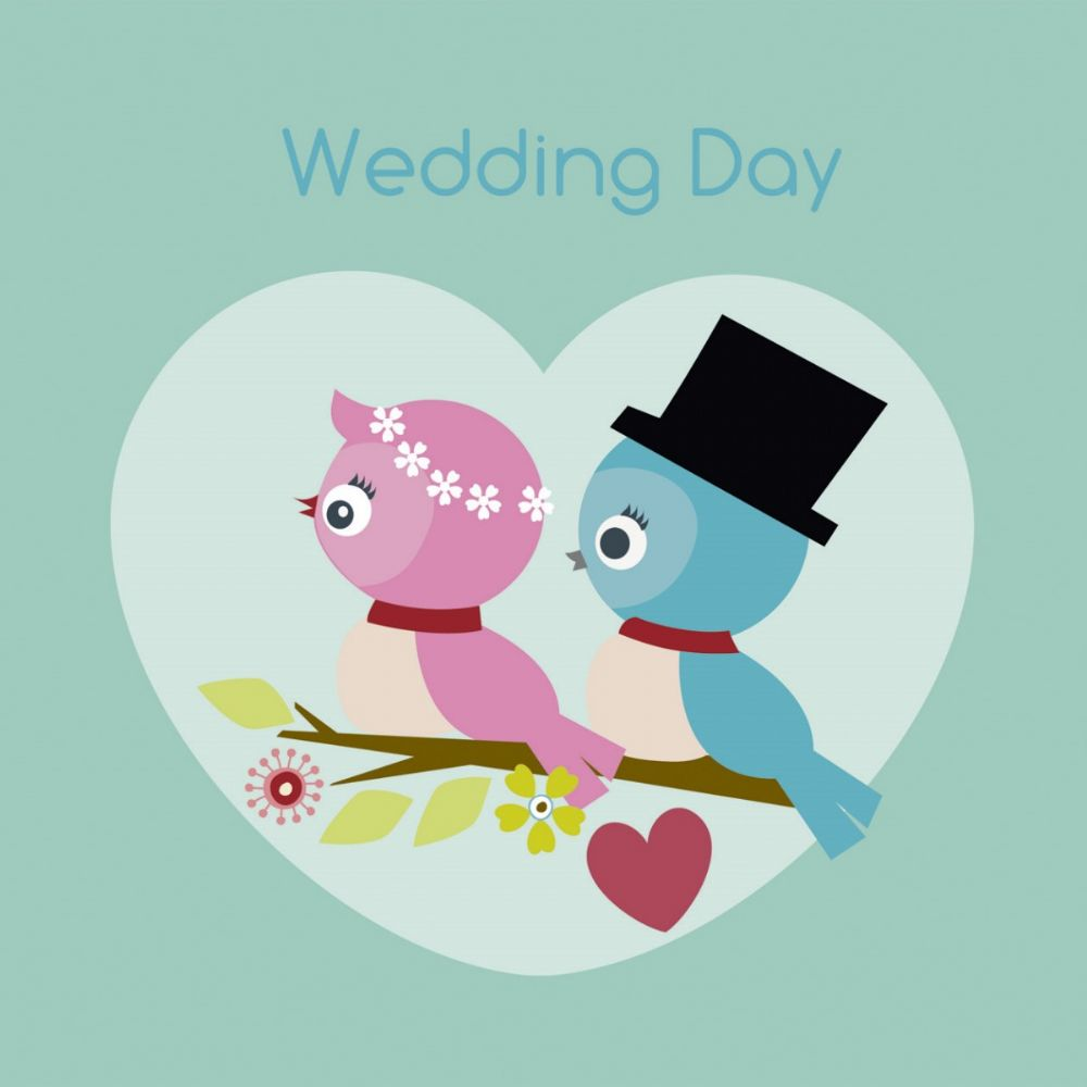 Best Time Of Day For Wedding: On Your Wedding Day Card